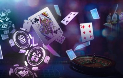 What are the types of poker games?