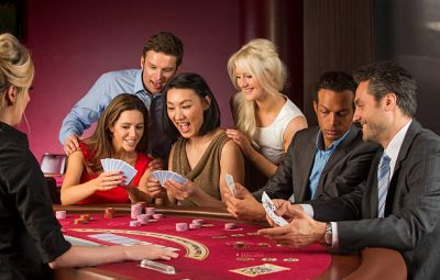 Playing In Online Casinos
